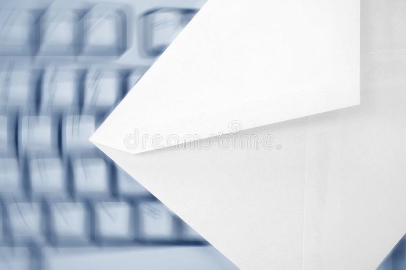 Download Email concept stock photo. Image of keyboard, information - 1359648