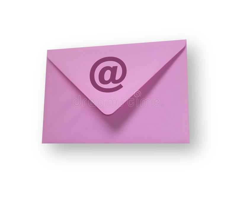 Email Envelope royalty free stock image