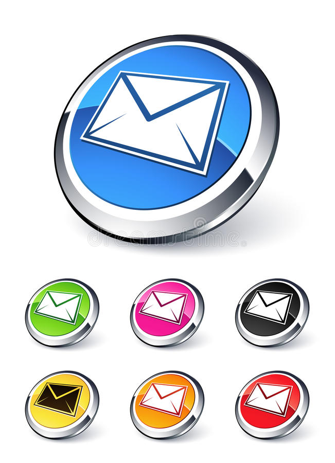 Free Email Icon Royalty Free Stock Photos - 11934858