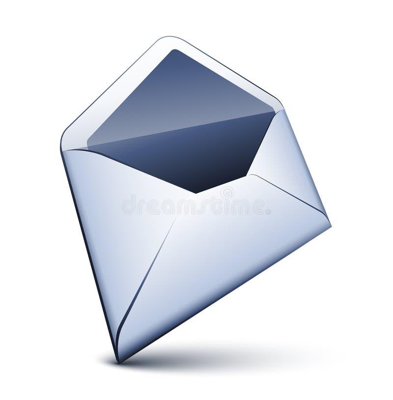 Email icon stock illustration