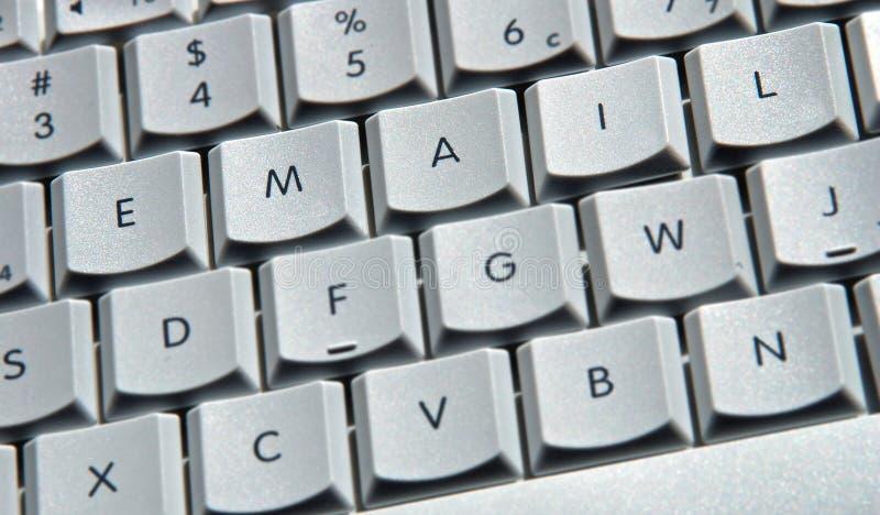 email keys стоковые фотографии rf