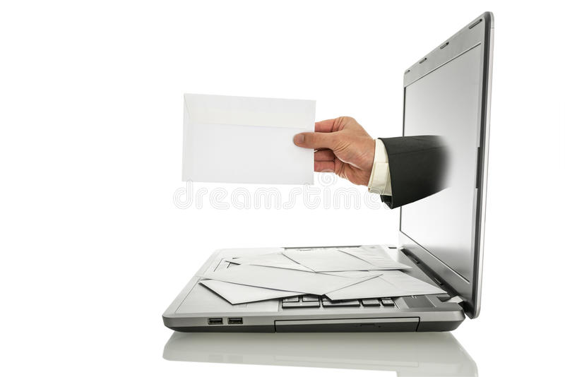 Download Email stock photo. Image of letter, download, ecommerce - 33490956
