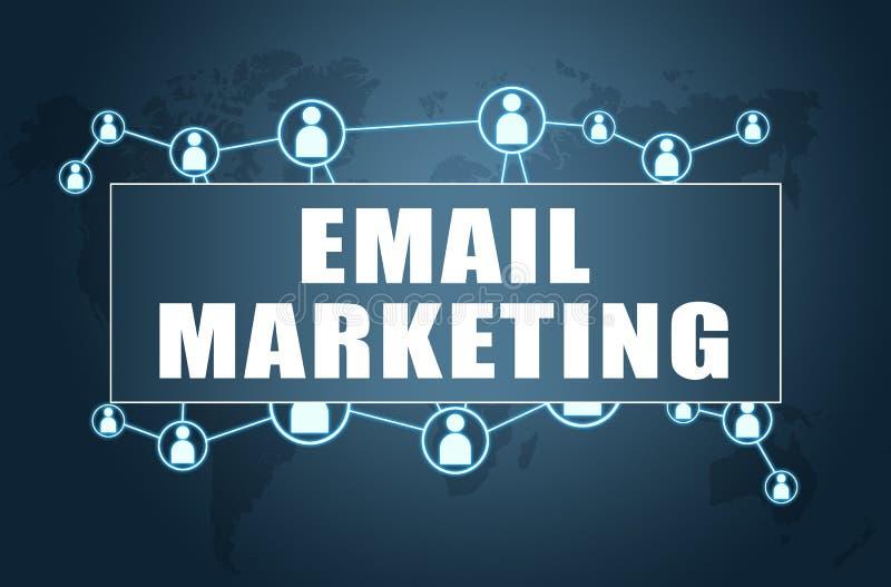 Email Marketing royalty free illustration