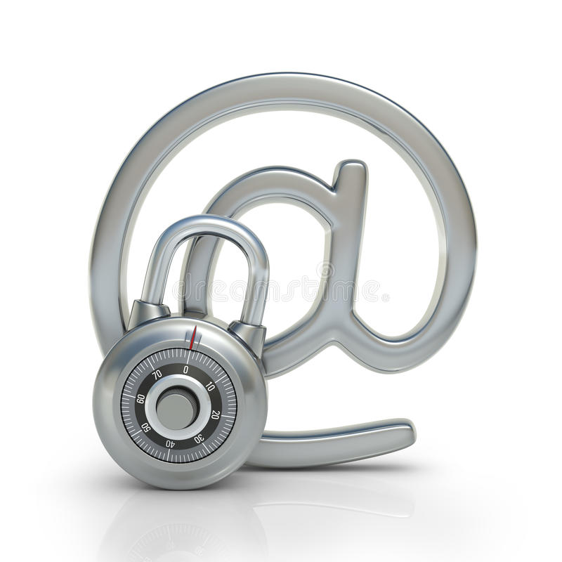 Download Email Protected Royalty Free Stock Photos - Image: 24120288