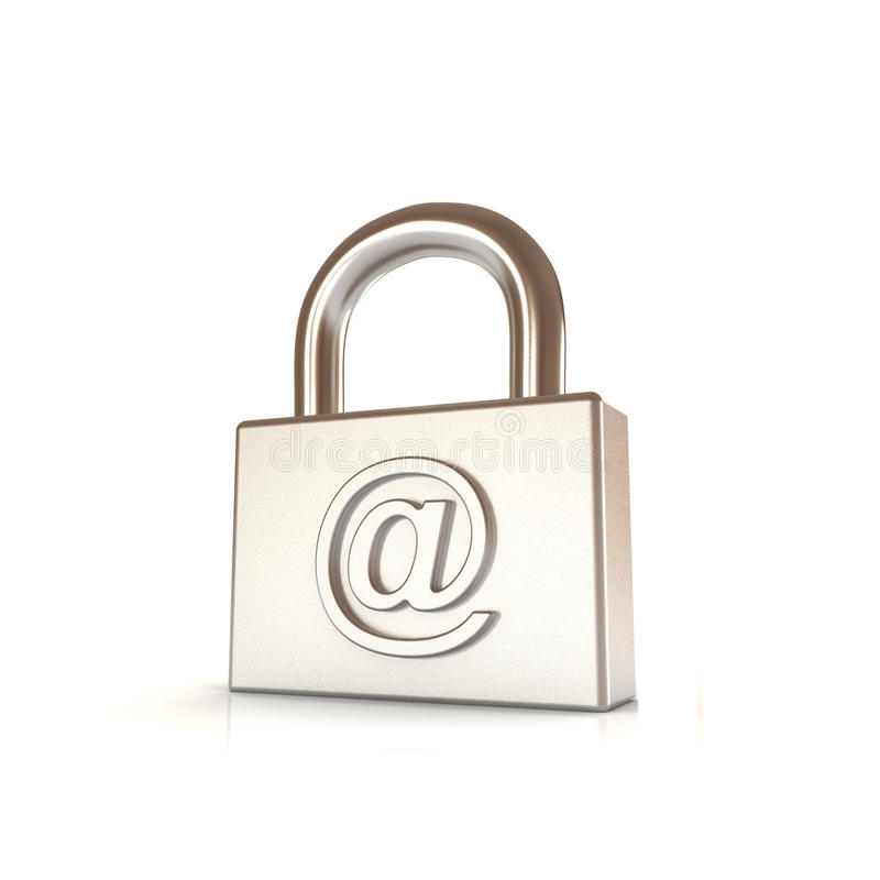 Download Email security stock illustration. Image of ideas, address - 12974801