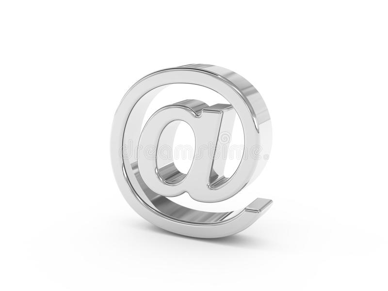 Download Email sign stock illustration. Illustration of intranet - 14458708