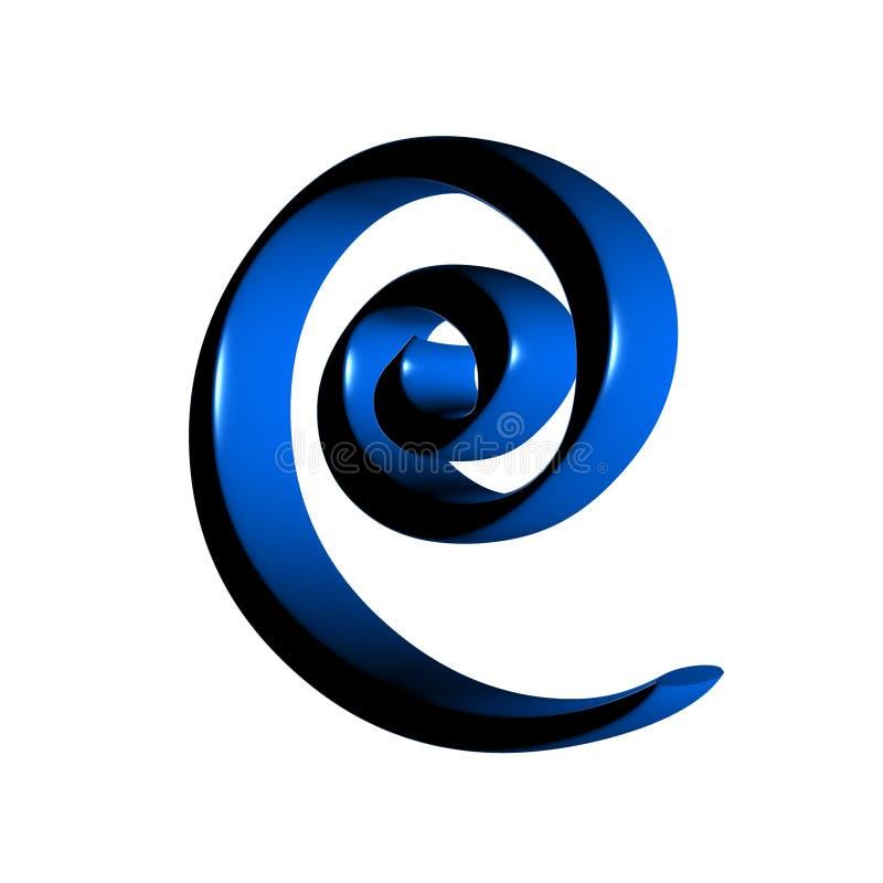 Email symbol stock photos