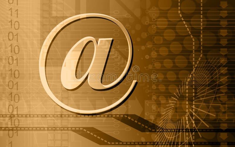 emaila symbol ilustracja wektor