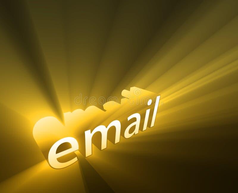 emaila target2008_0_ royalty ilustracja