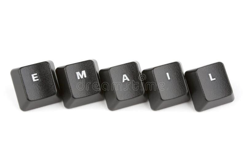Emailbegrepp arkivfoto