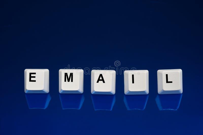 emaili klucze zdjęcia royalty free