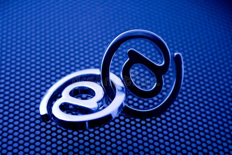 emaili symbole zdjęcie royalty free
