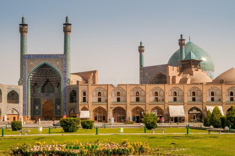 Emammoskee - Esfahan royalty-vrije stock foto