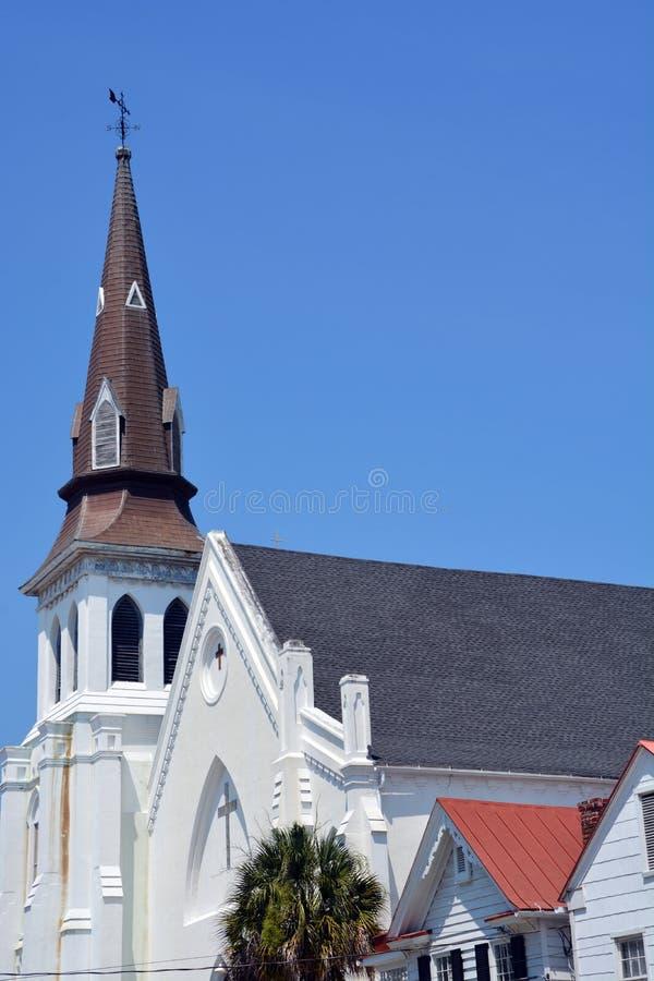 Emanuel African Methodist Episcopal Church photo libre de droits