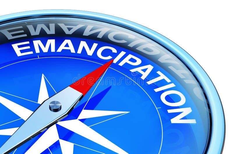 emanzipation lizenzfreie abbildung