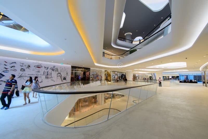 Embajada central es un centro comercial, Pattana central poseído fotos de archivo libres de regalías