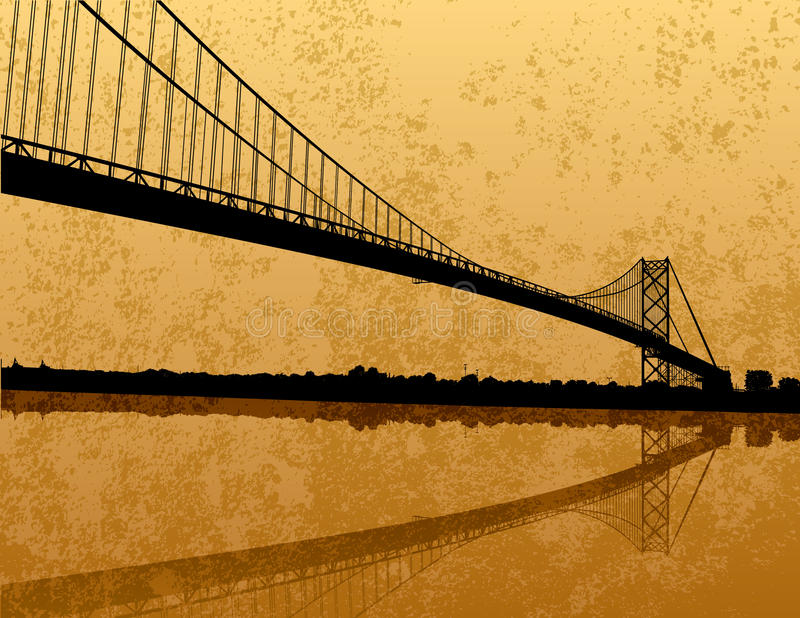 Embajador Bridge libre illustration