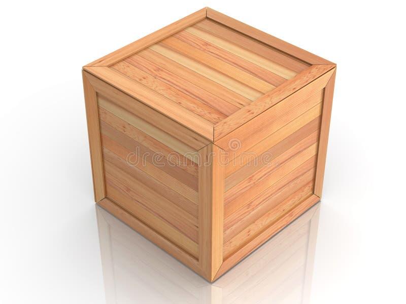 Embalaje stock de ilustración