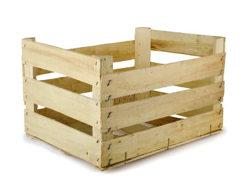 Embalaje de madera foto de archivo libre de regalías