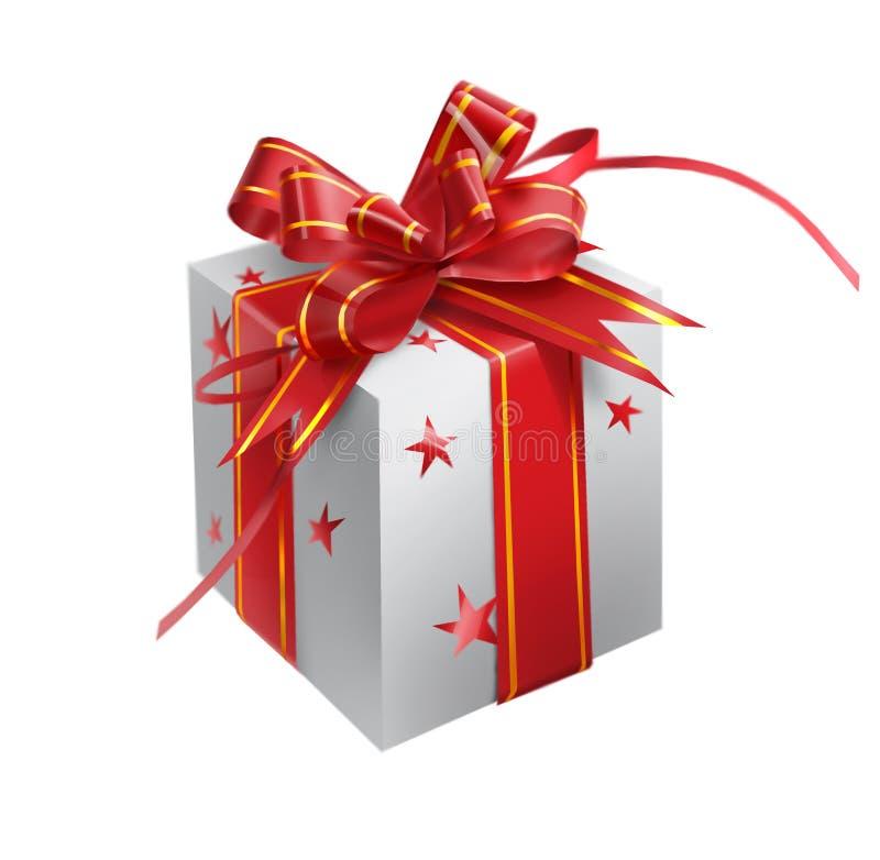 Embalaje del regalo fotos de archivo