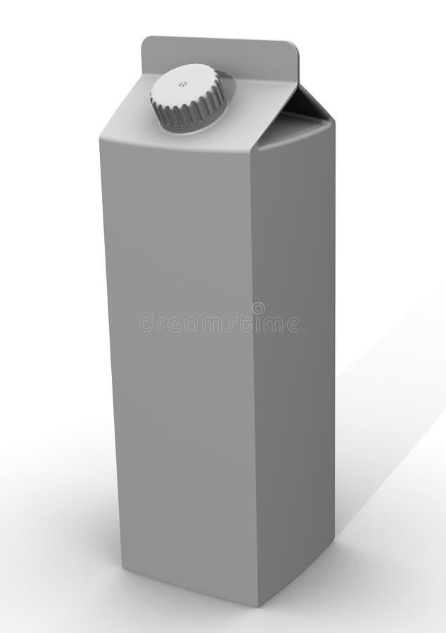 Emballage de boisson illustration libre de droits