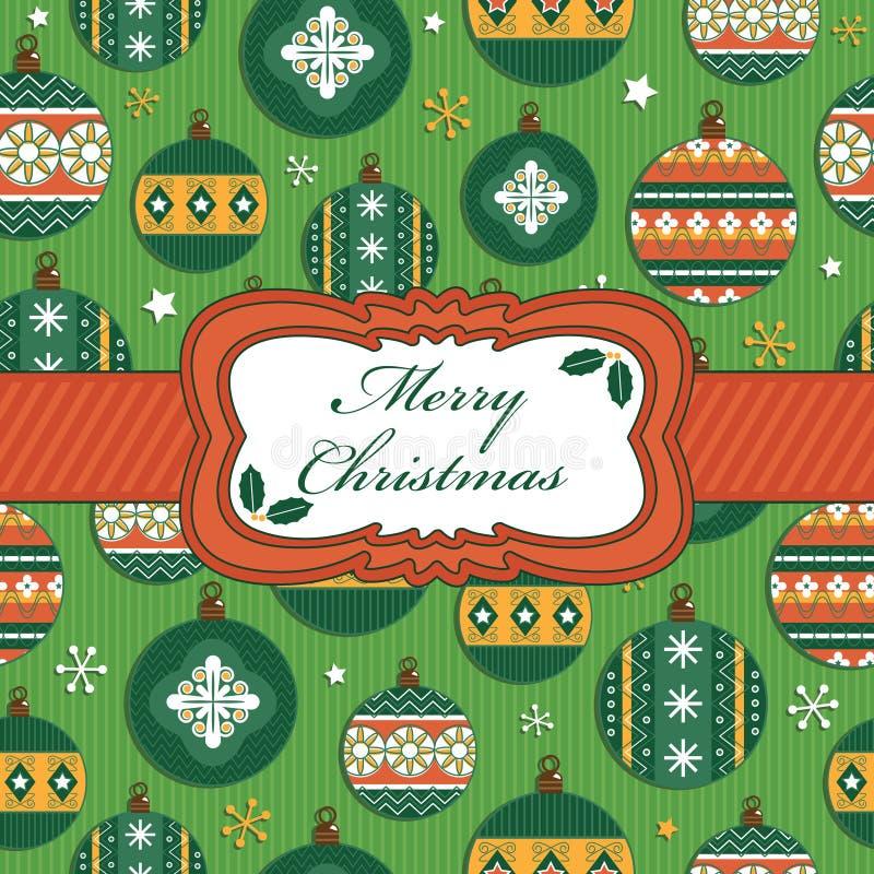 Emballage De Noël Image stock