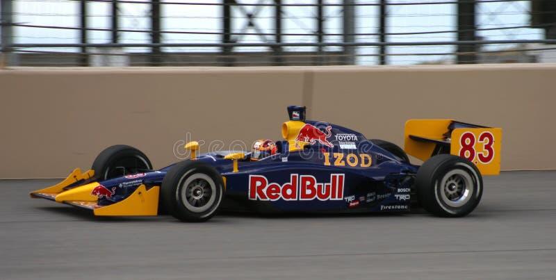 Emballage de Red Bull photo libre de droits