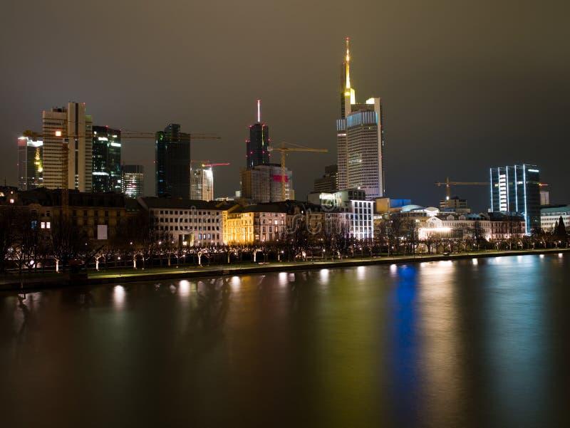 Download Embankment In Frankfurt Am Main Stock Image - Image: 26391991