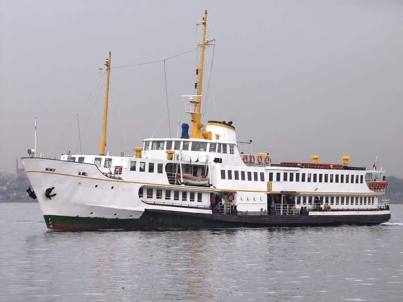 Embarcação de passageiro imagens de stock