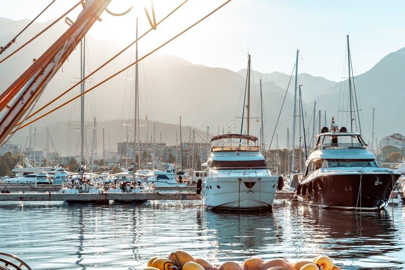 Embarcação de pesca fotografia de stock