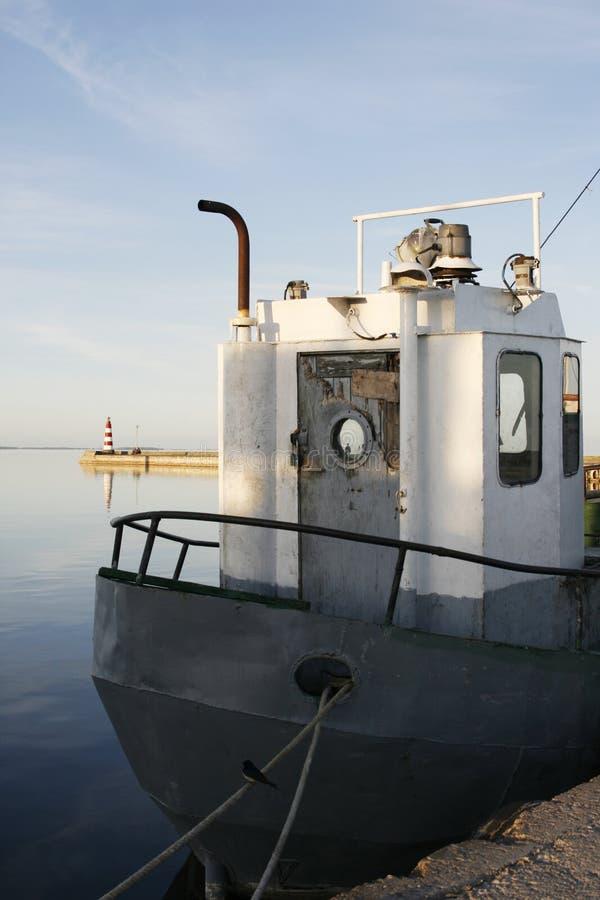 Embarcação pequena imagens de stock