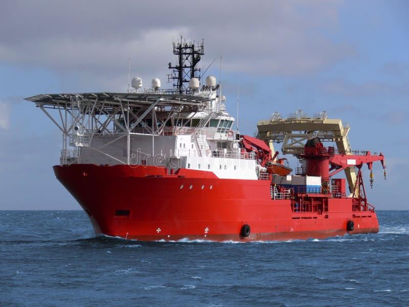 Embarcação a pouca distância do mar C1 fotos de stock royalty free
