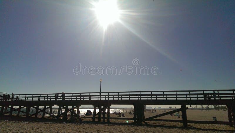Download Embarcadero foto de archivo. Imagen de cali, playa, huntington - 44851054