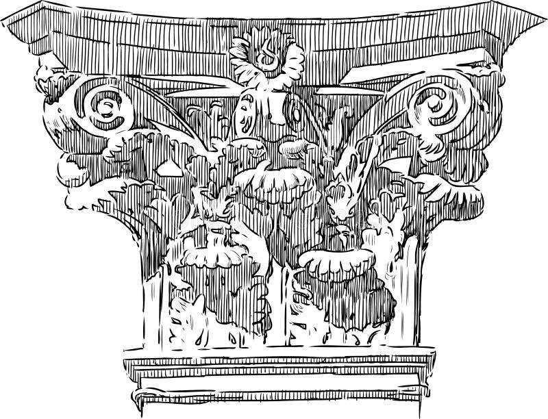 Embarcadero de la pared libre illustration