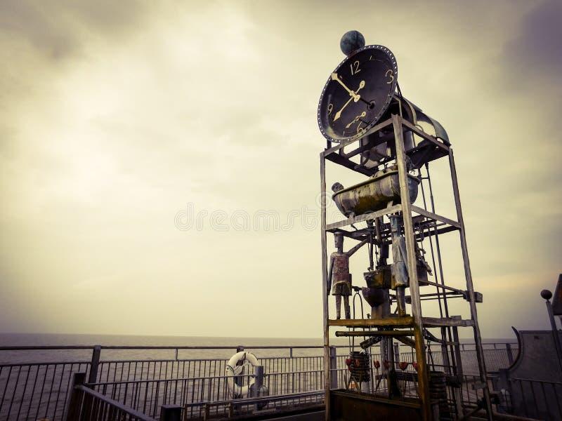 Embarcadero de Southwold imagen de archivo libre de regalías