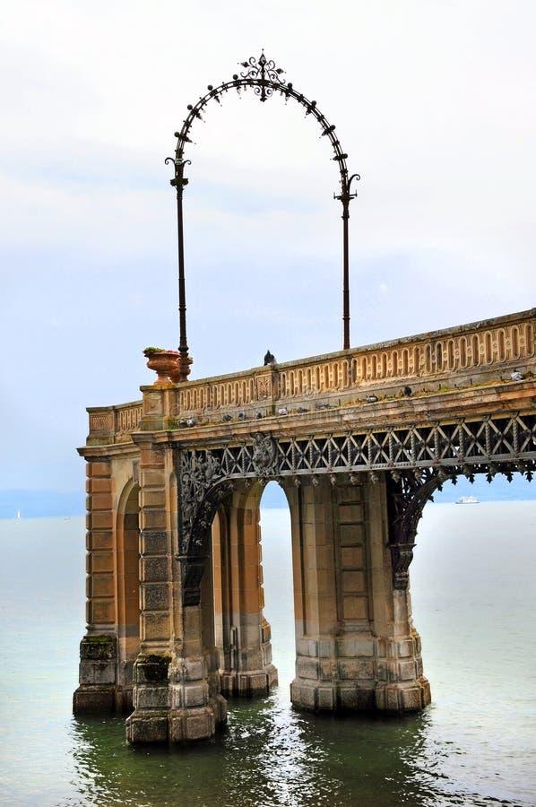 Download Embarcadero victoriano foto de archivo. Imagen de victorian - 42441644