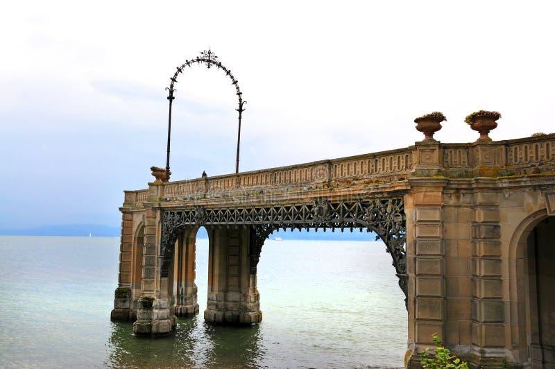 Download Embarcadero victoriano imagen de archivo. Imagen de lago - 42441677