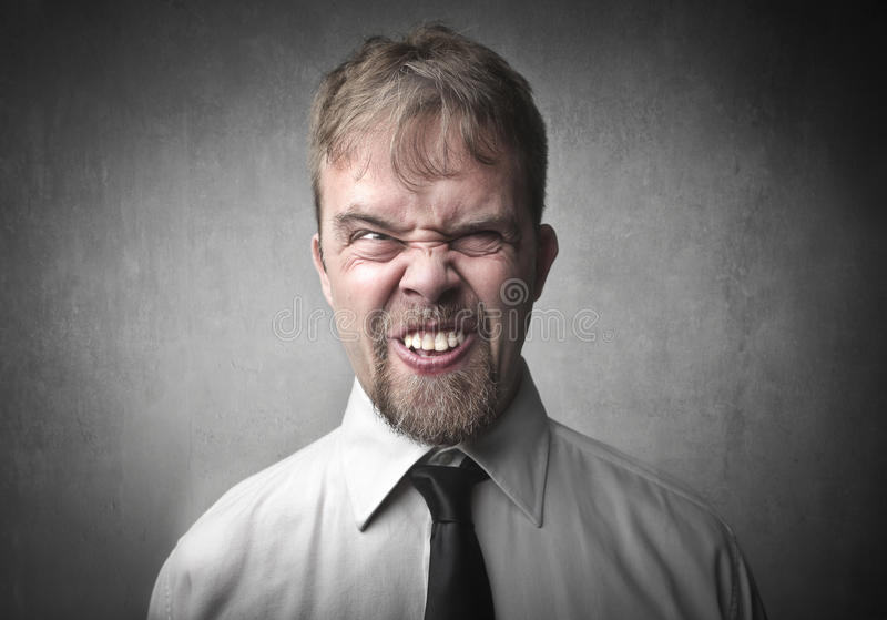 Download Embarrassing behaviour stock photo. Image of face, business - 25326276