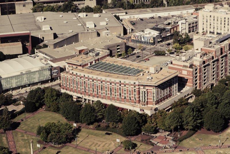 Embassy Suites, Atlanta, GA fotografia de stock royalty free