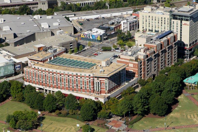 Embassy Suites, Atlanta, GA imagem de stock