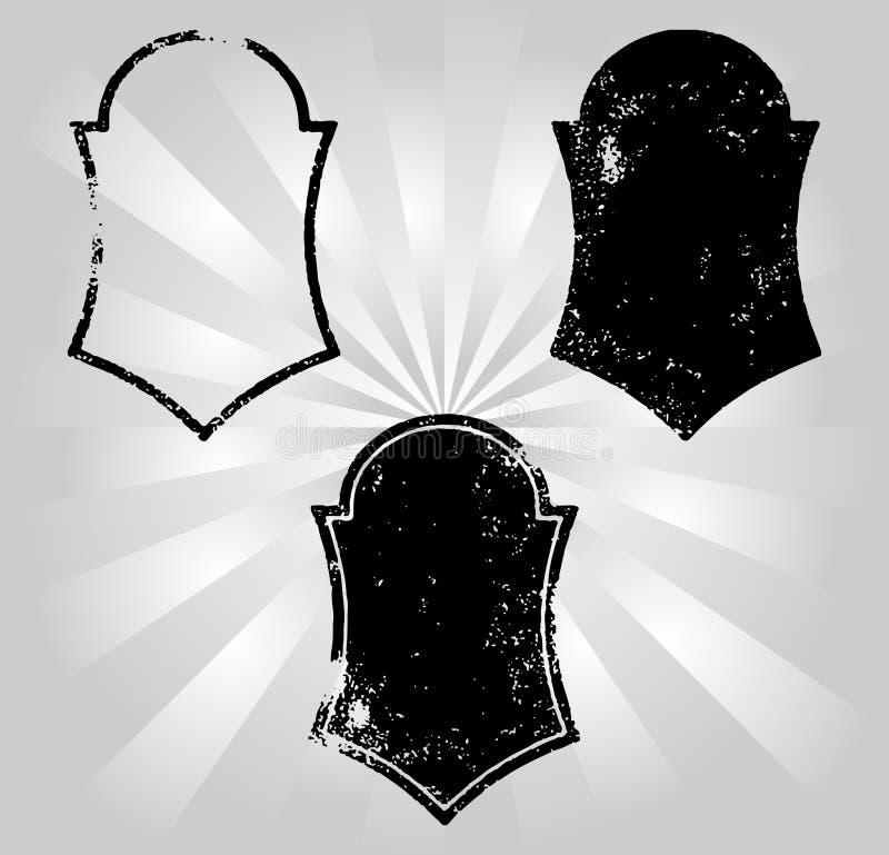 Emblème Photos libres de droits