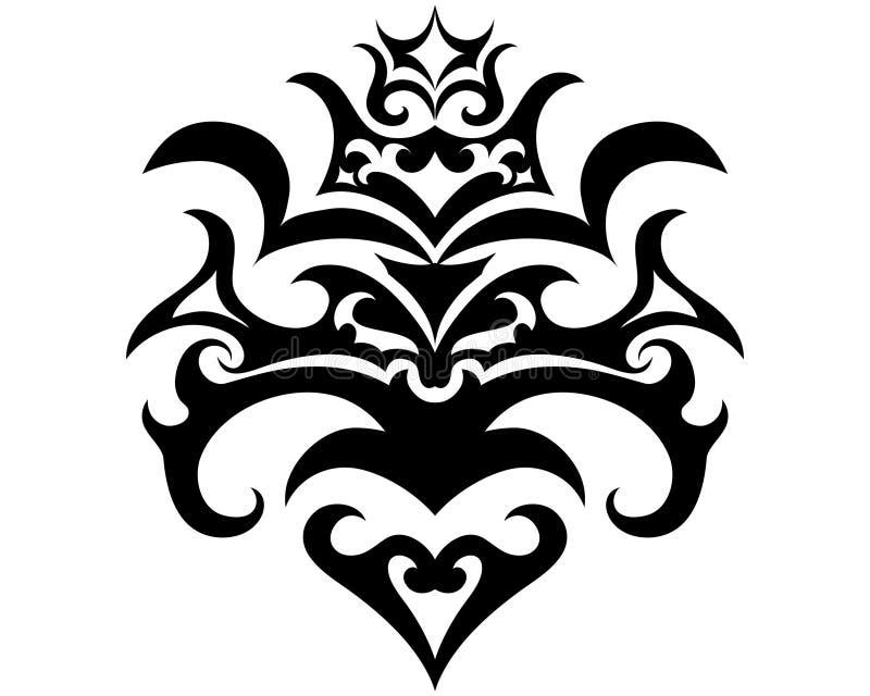 Emblème illustration libre de droits