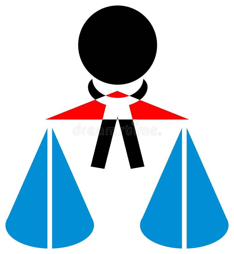 Emblème permissible illustration libre de droits