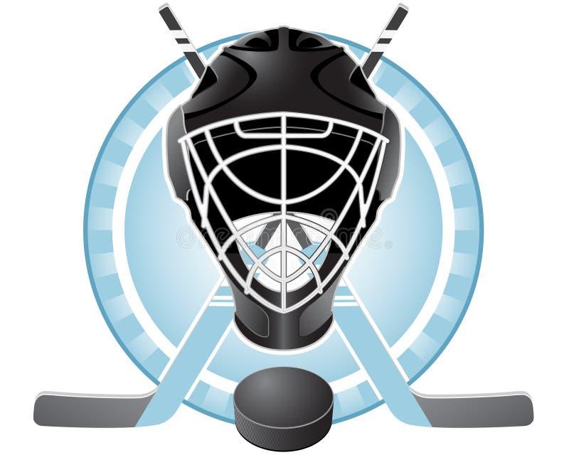 emblem хоккей иллюстрация штока