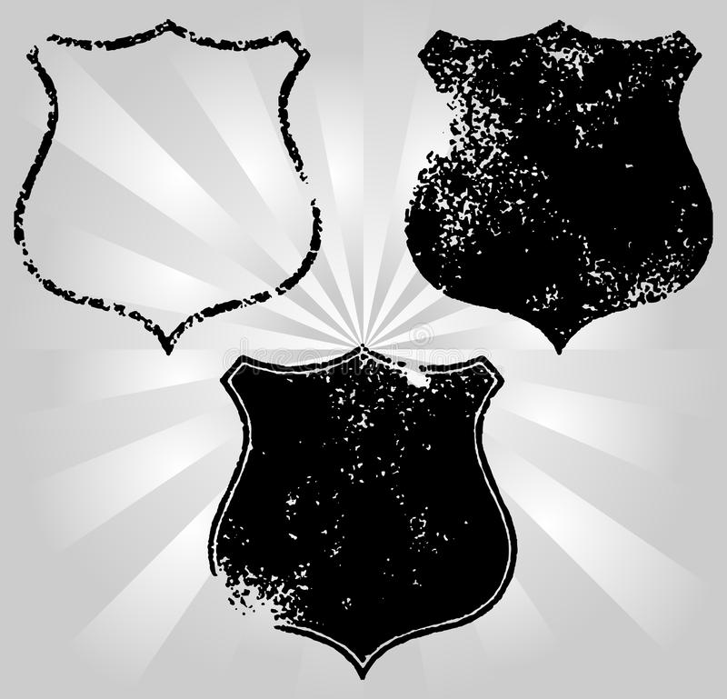 Emblem Royaltyfri Foto