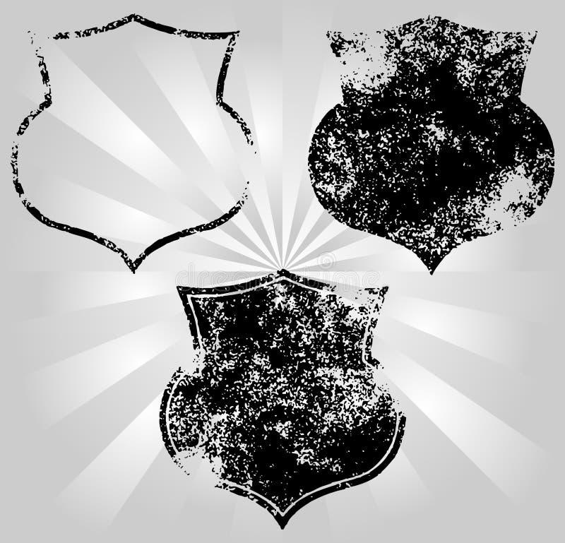 Download Emblem stock vector. Image of element, illustration, object - 10417676