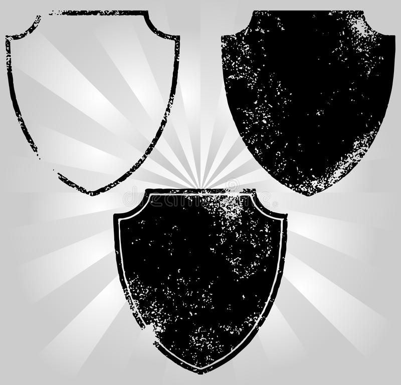 Download Emblem stock vector. Illustration of decoration, rough - 10417684