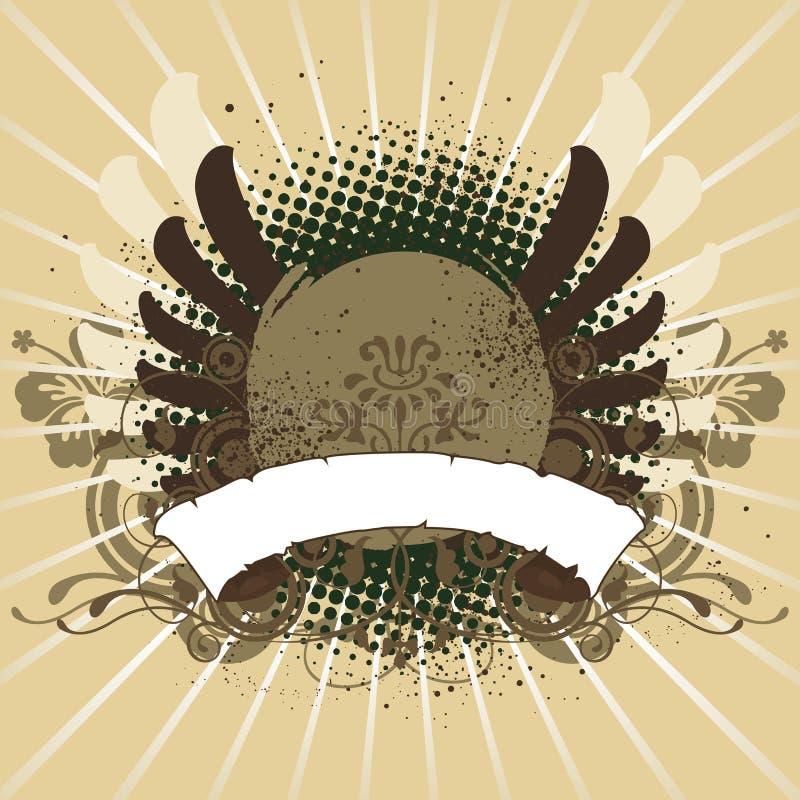 Download Emblem stock vector. Image of vector, decoration, shape - 2717710