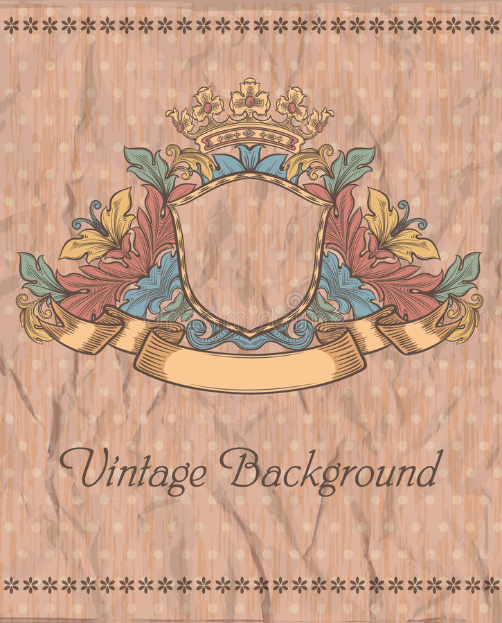 Download Emblem stock vector. Image of luxury, design, modern - 28556976