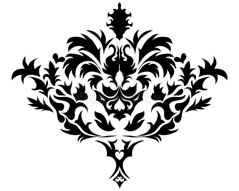Emblem stock abbildung